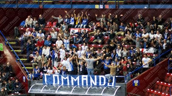 Olimpia Milano-Dinamo Sassari 13Nov16