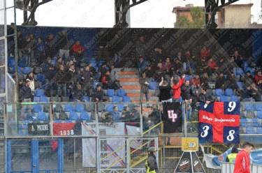 Nuova Itri Calcio-Unipomezia 1938 08-02-2017 Finale Coppa Italia Eccellenza Lazio a Latina