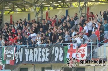 Gozzano-Varese 23-04-2017 Serie D Girone A