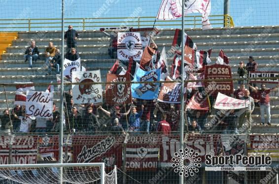 Viterbese-Arezzo 29-04-2017 Lega Pro Girone A