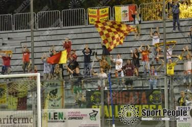 Bisceglie-Ravenna 2-2-6-7 ai rigori Semifinale Scudetto Serie D. Gara unica campo neutro Fermo