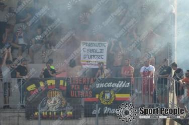 Fabriano Cerreto - Francavilla 04-06-2017 Finale Play Off Spareggi Eccellenza Nazionale. Andata