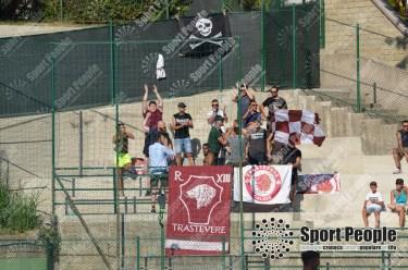 Trastevere-Reggiana 30-07-2017 Primo Turno Coppa Italia.Gara Uni