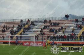 L'Aquila-Vis Pesaro 14-01-2018 Serie D Girone F