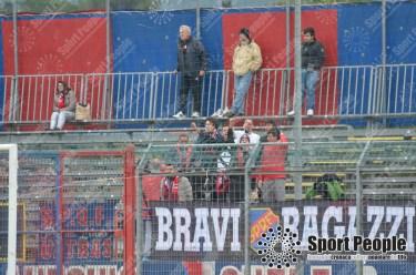 Racing Fondi-Cosenza 22-03-2018 Serie C Girone C. Turno Infrasettimanale