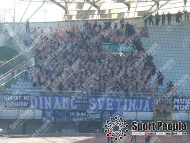 I tifosi della Dinamo