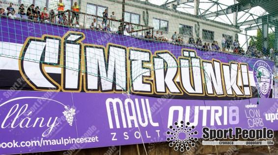 Ujpest-MTK Budapest 22.07.2018