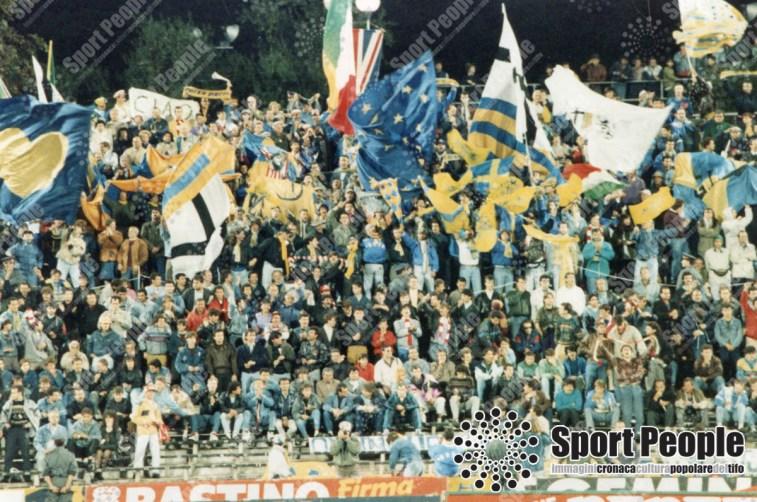Sofia-Parma 1991/92