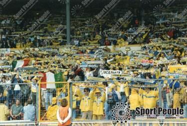 Parma-Anversa, finale Coppa Coppe a Wembley 1992/93