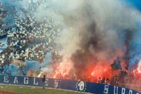 Lazio-Roma 83/84