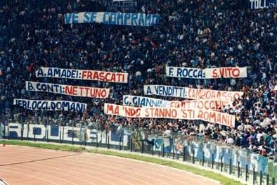 Lazio-Roma 90/91