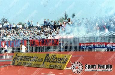 A Piacenza 1987/88