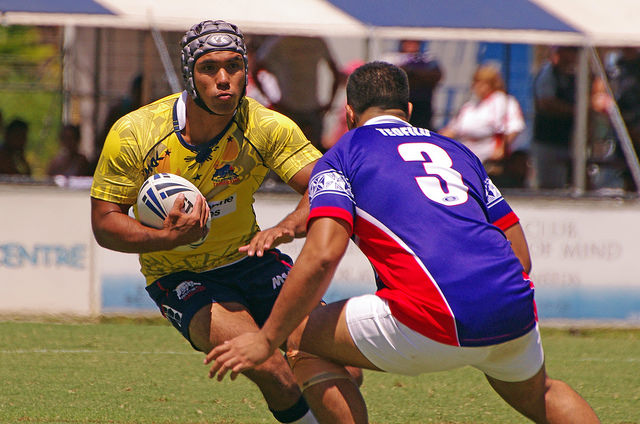 Philippines v. American Samoa Rugby League Nines by Naparazzi | CC BY-SA 2.0