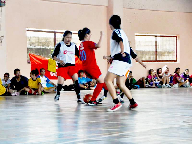 Pilipinas Futsal Grassroots in Action (Part 2)