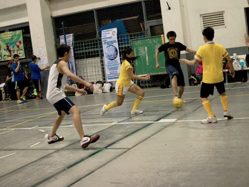 futsal clinic