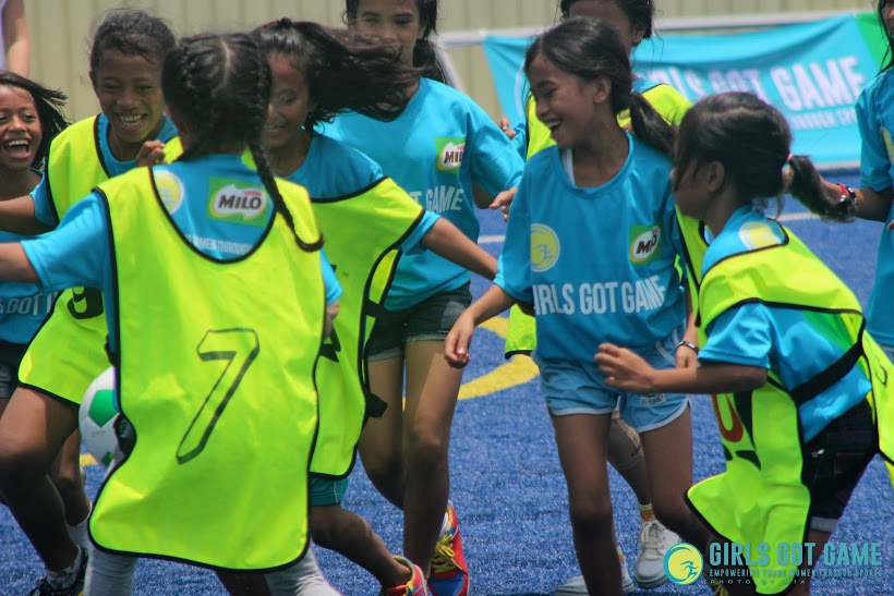 Play Like A Girl: An Introduction to Sports Camp 'Girls Got Game'