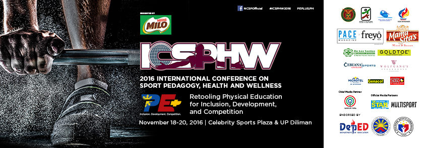 Filipino Educators to Host the First International Sport Education Conference in the Philippines
