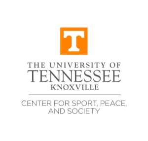 The University of Tennessee Center for Sport, Peace, and Society Logo