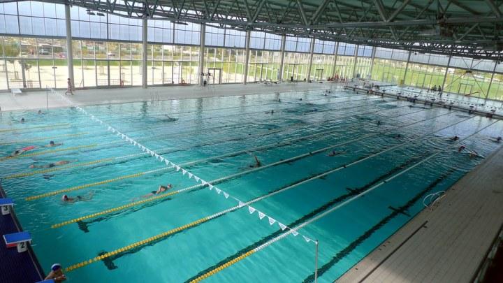 Quel est le volume d'une piscine olympique ?