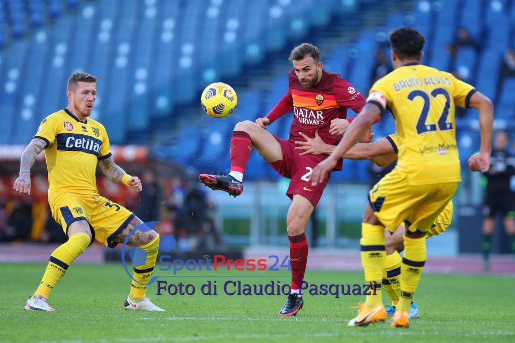 roma-parma 3-0