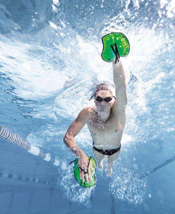 Lopata duarsh (Paddles) Arena për notarë