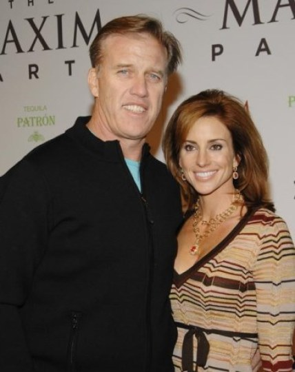 Elway Marriage Football