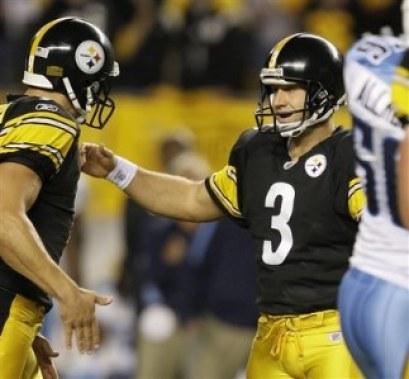 Titans Steelers Football