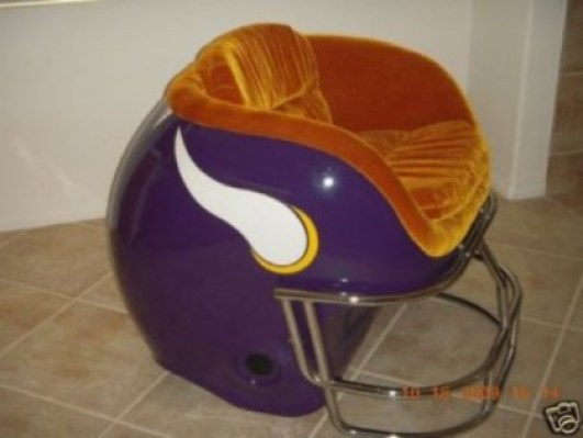 vikings chair