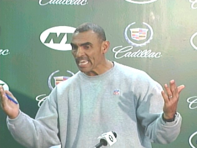 Vladimir putin has watched one too many herm edwards press i knew herm edwards speech about how you play to win the game was a pop culture phenomenon especially after it appeared in a coors light commercial mozeypictures Images