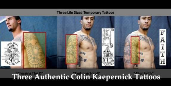 kaepernick-temorary-tattoos