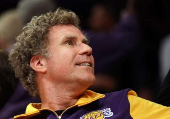 will-ferrell-lakers-game