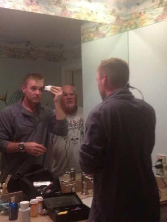 ron-gardenhire-eyebrow-shaving