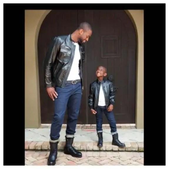 dwyane-wade-son-matching-outfits