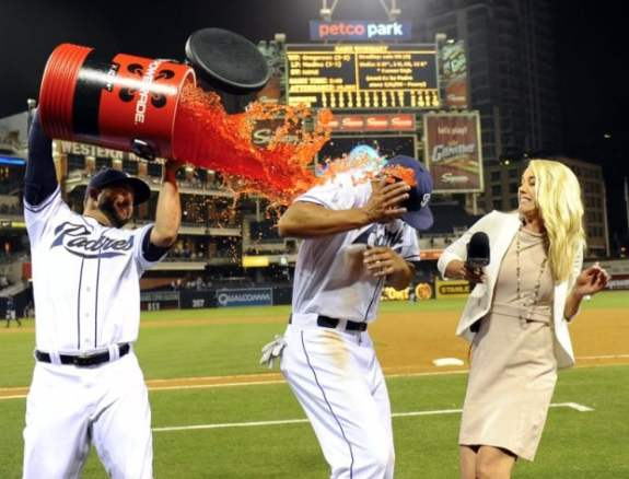 MLB: Seattle Mariners at San Diego Padres