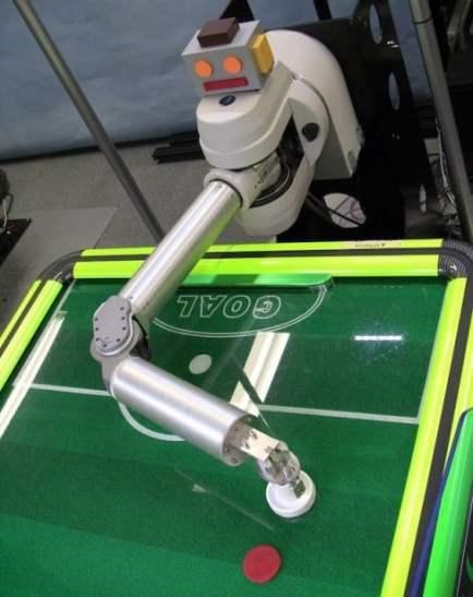 air-hockey-playing-robot