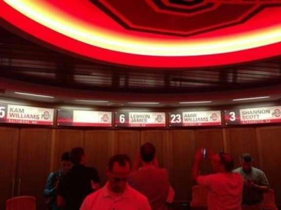 lebron-james-ohio-state-buckeyes-locker