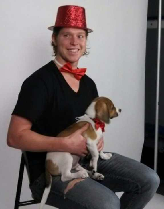 nicklas-backstrom-dog