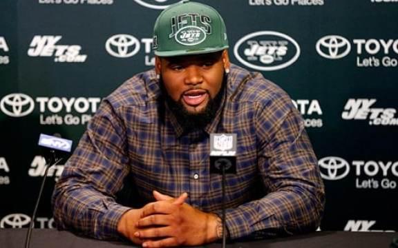 NFL: New York Jets-Press Conference