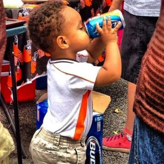toddler-beer-cleveland-browns