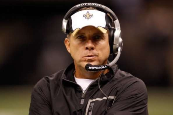 more photos 40017 ce319 Sean Payton provides 'Salute to Service' hoodie to Saints ...