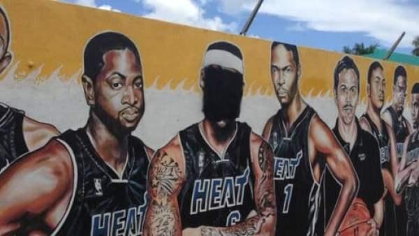 lebron-james-defaced-miami-mural