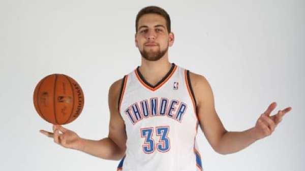 Oklahoma City Thunder Mitch McGary