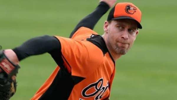 Orioles Spring Baseball