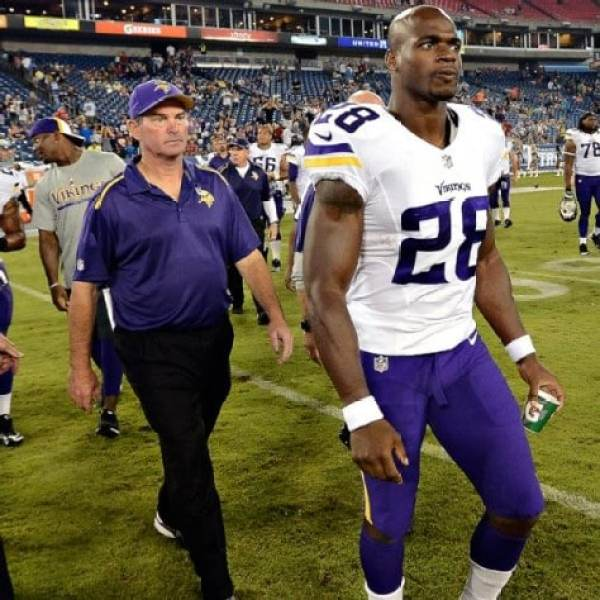 mike-zimmer-adrian-peterson