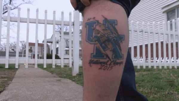 kentucky-wildcats-title-tattoo