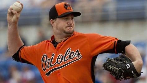 Curt Schilling Orioles