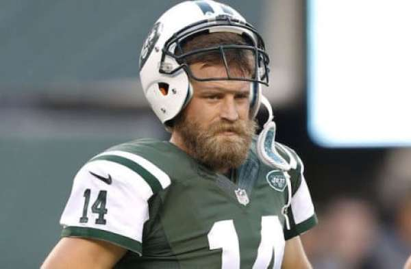 super popular 012a2 db6f9 Ryan Fitzpatrick, Jets to discuss new contract in 'very near ...