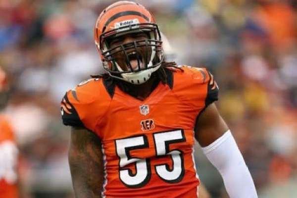 pretty nice ab0af bb400 Bengals linebacker Vontaze Burfict: 'I hate Pittsburgh ...