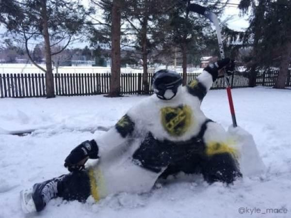 john-scott-snowman