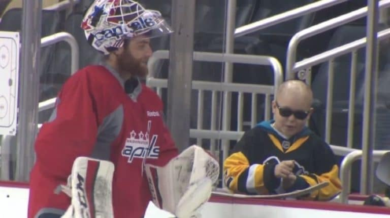 Capitals Braden Holtby Wife Rescue Kitten Holed Up In Bridge Sportress Of Blogitude